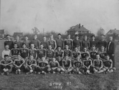 Stow High School Class of 1940