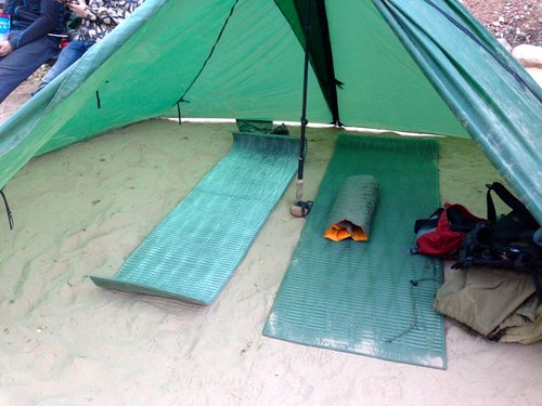 My Little Bug Out Shelter : Man season bug out tent ar