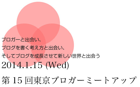 fansfans告知用_第15回東京ブロガーミートアップ