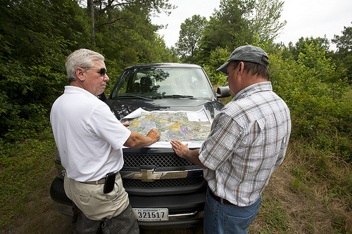 NRCS developed conservation plans for more than 43.8 million acres in 2013. These plans include a map of the land and a proposed set of conservation practices tailored to the farmer's specific operation.