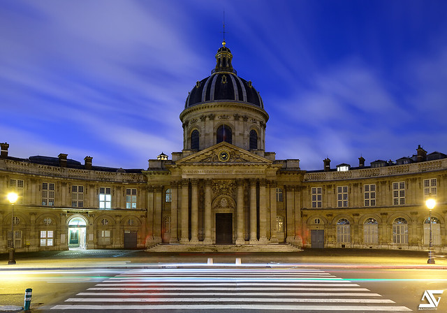 Institut de France @ Sunrise