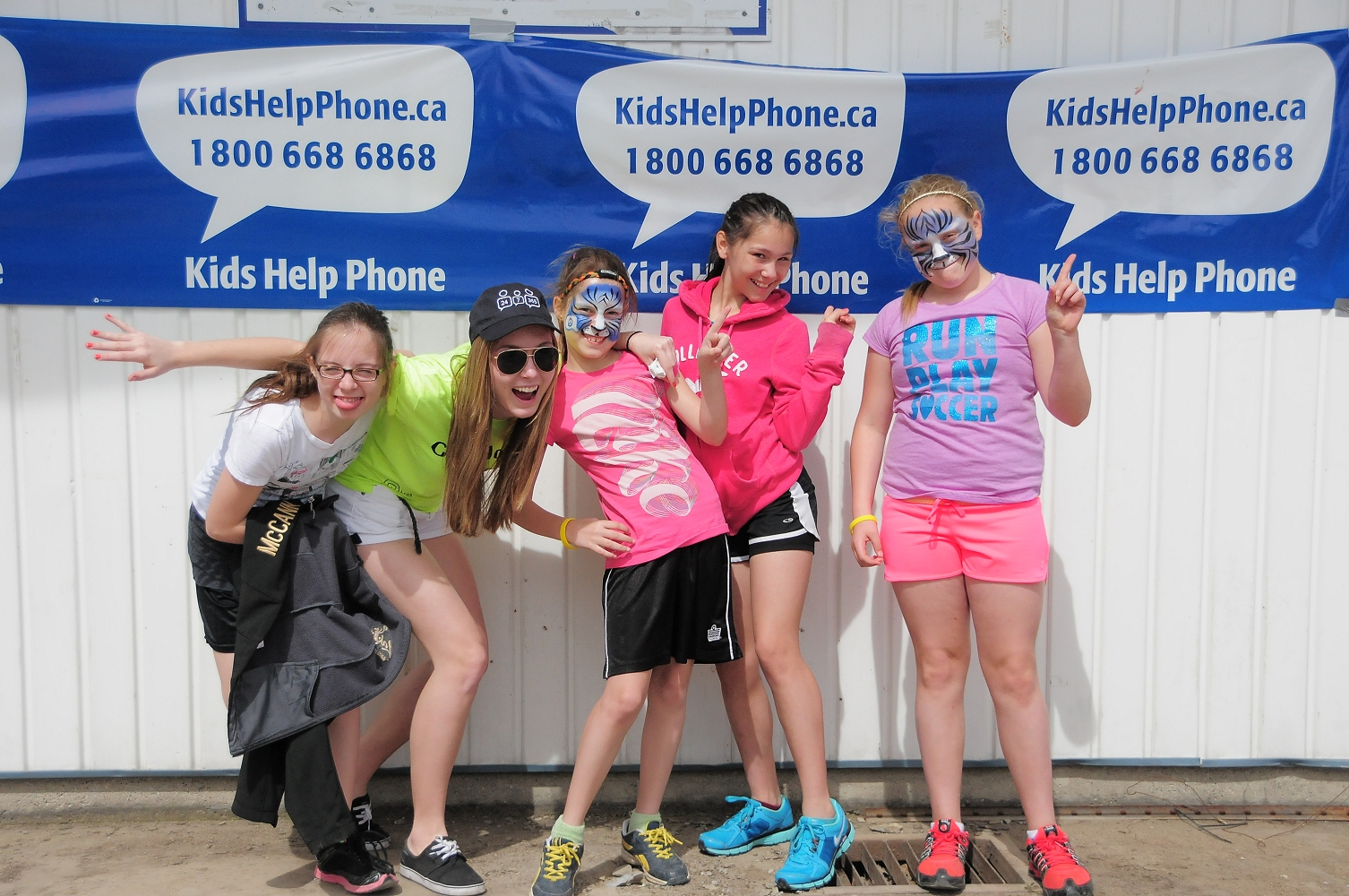 Walk So Kids Can Talk Sarnia
