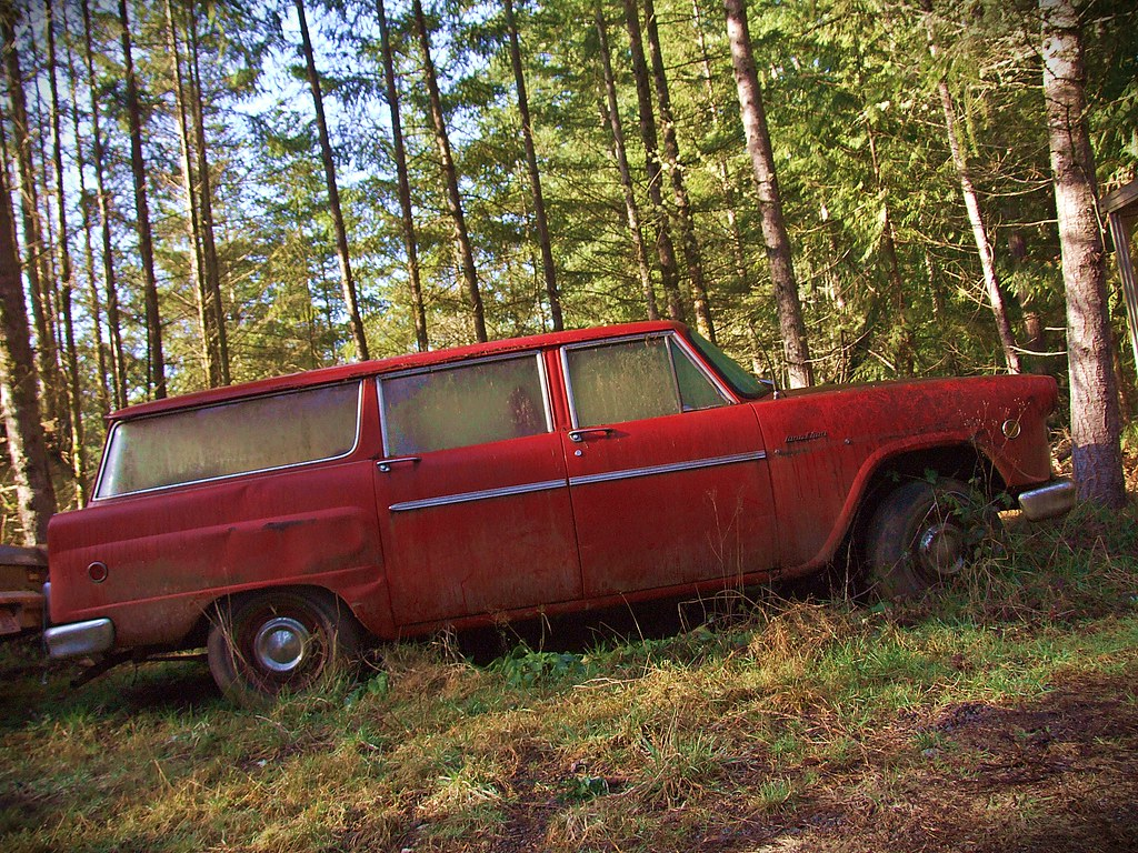 Checker Marathon Wagon - Trust Salvage - Auburn WA