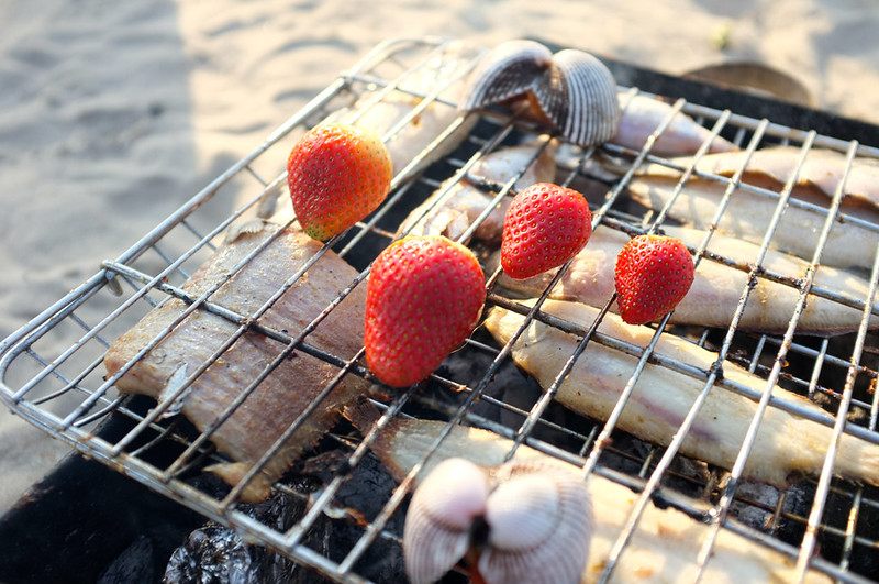Dumyat - Bakar Strawberry