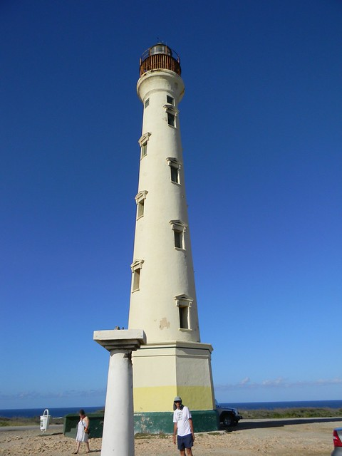 Aruba-California Lighthouse 1
