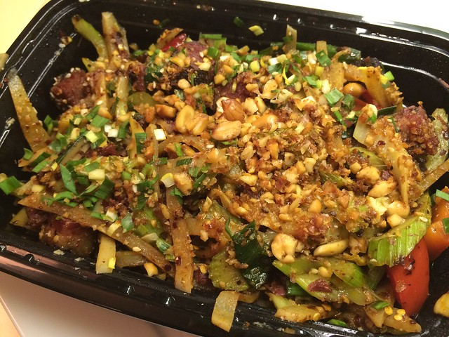 Kung pao pastrami - Mission Chinese Food