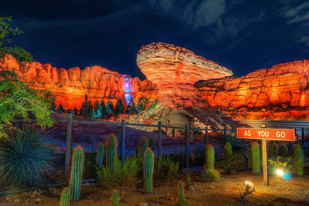 As You Glow (Cars Land)
