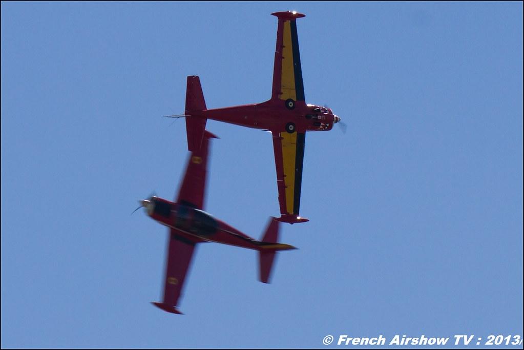 Red Devils ,60 ans Patrouille de France , Meeting Aerien 2013