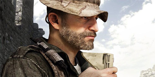 Call of Duty: Ghosts to get Captain Price DLC