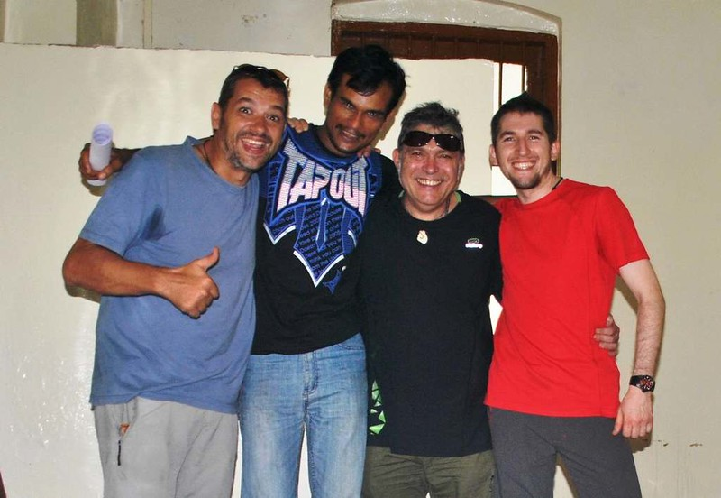 59 Con Sanka en Mumbai con Salva e Ivan (21)