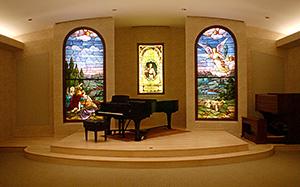 Dorothy Moses Morrison Chapel