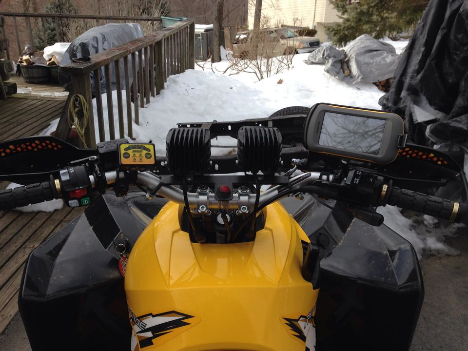 Rigid Led Light Bar Recommendations Can Am Atv Forum