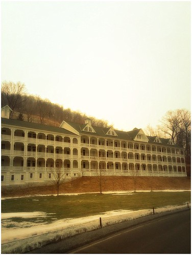 Omni Bedford Springs External