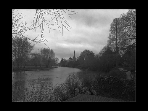 River Avon,Stratford Upon Avon