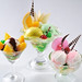 Ice-cream: fruit ice-cream