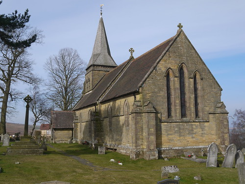 Cleeton St Mary