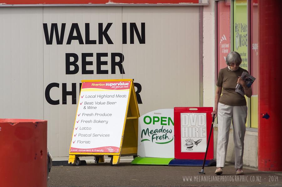 Walk In Beer