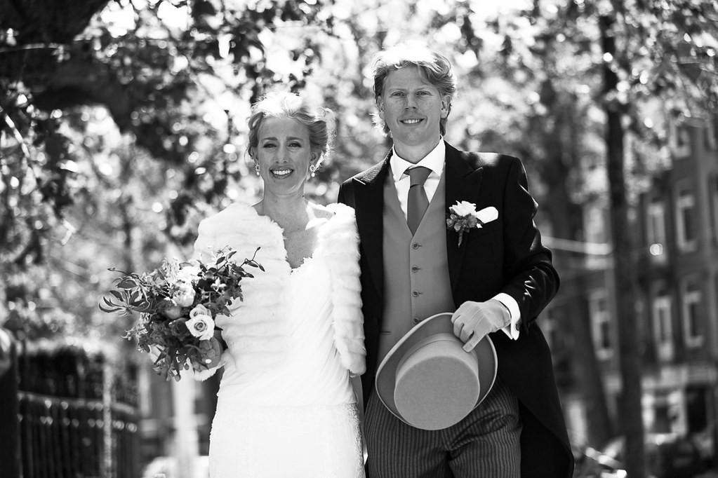 Wedding by Martine Berendsen,Amsterdam, 2013