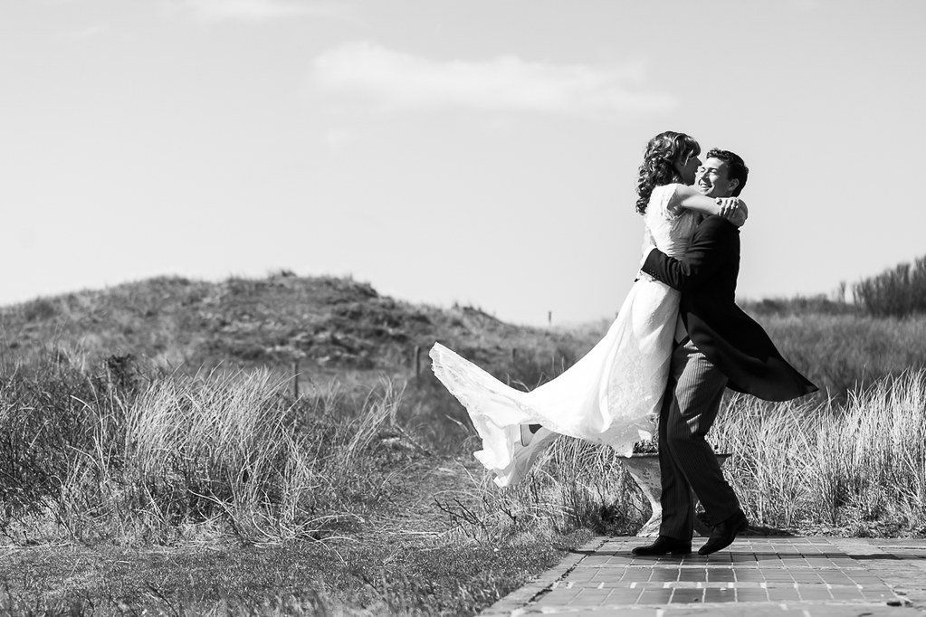 Wedding by Martine Berendsen,Bergen aan zee, 2013