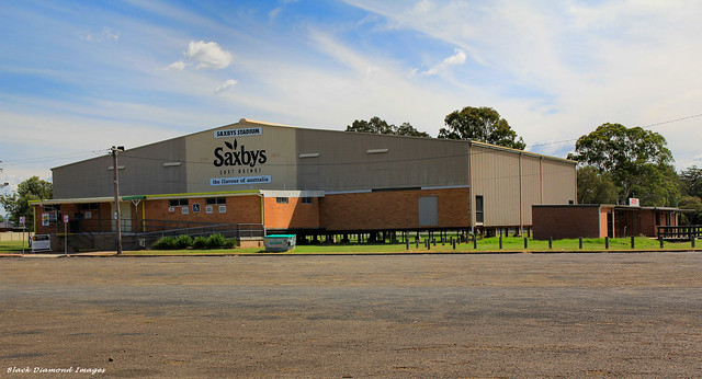 Saxby's Manning Valley Basketball Stadium, Chatham, Taree, NSW