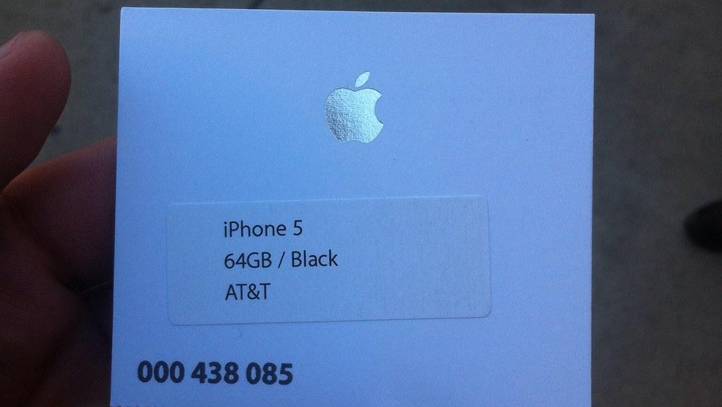 iPhone 5 - #77