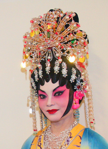 Chinese Opera Woman Photo by Sherrie Thai of ShaireProductions.com
