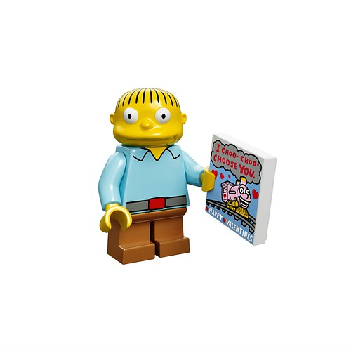 71005 The Simpsons Collectable Minifigures Ralph Wiggum