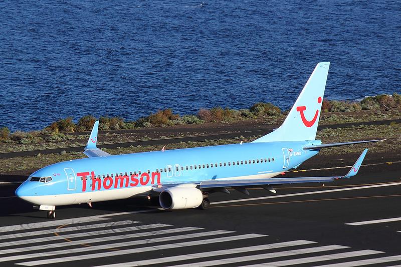 Thomson - B738 - G-TAWD (3)