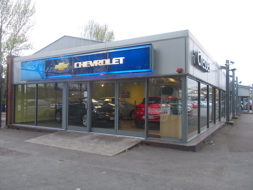 UK Chevrolet Dealership