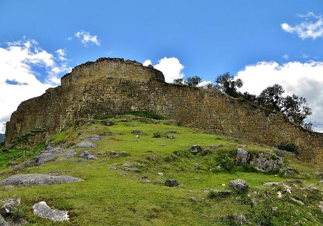 Kuélap, Perú (South wall)