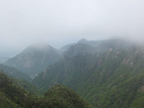 Jiangxi-Sanqing Shan-1 sentier de l'est (28)