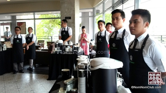 Starbucks Coffee Masters