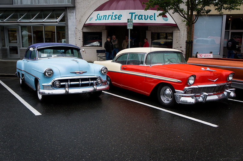2014 Memorial Day Cruise to Colby Classic Car Show