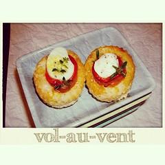 Tasting notes: Le vol-au-vent est une charcuterie pâtissière ... #foodphotography #ockstyle #appetibilis #rome