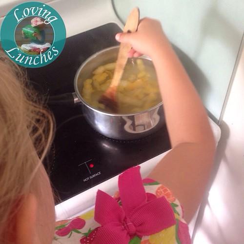 Loving some help in the kitchen making @mattscravat 's citrus cordial… #kidsinthekitchen #kitchenfun #lifewithkids #holidayfun