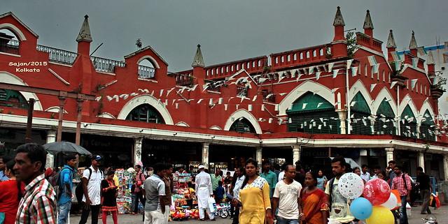 Kolkata New Market