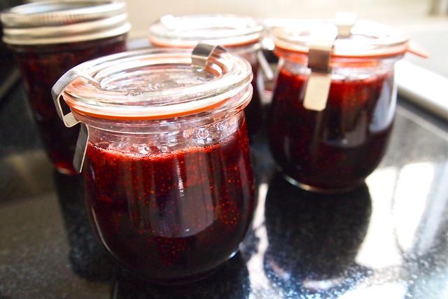 Jars cooling