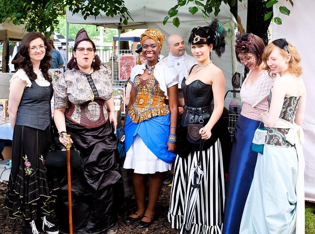 Steampunk festival
