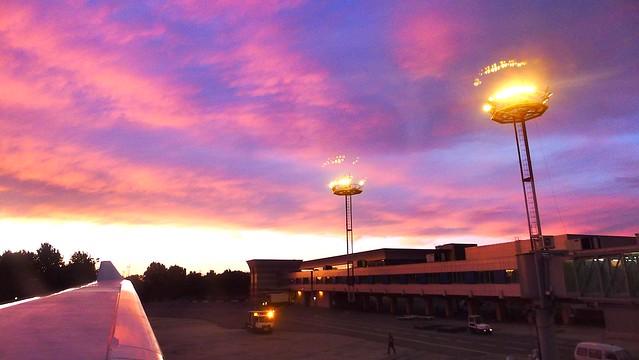 塔什干機場 Tashkent Airport