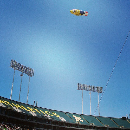 #dispicableme #minion #Oakland #athletics