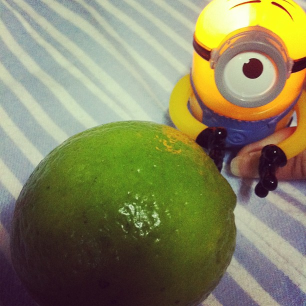 Siiiim... Vai limão... :) #aventuras_na_cozinha #toy