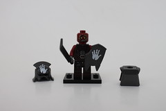LEGO The Lord of the Rings Tower of Orthanc (10237) - Uruk-hai