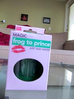 Frog to Prince!