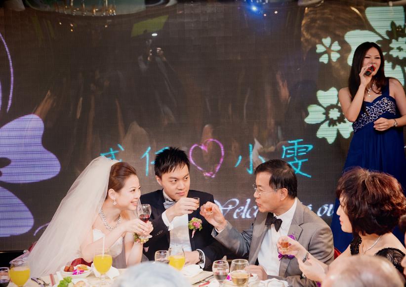 板橋吉立婚禮
