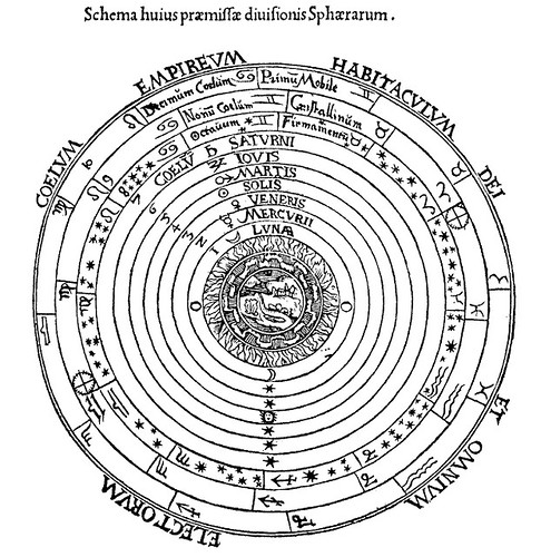Peter Apian, Cosmographia, Antwerp, 1524