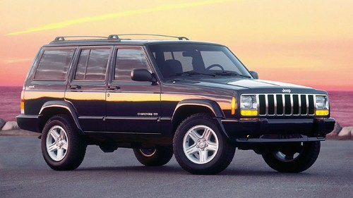 I will survive | second generation Jeep Cherokee (XJ) 1984-2005
