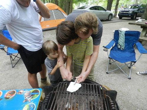 Family Camping Trip 2013