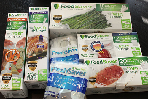 FoodSaver product review