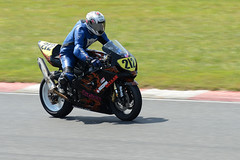 CCS superbike and SRA sidecar racing at NJMP July 2013