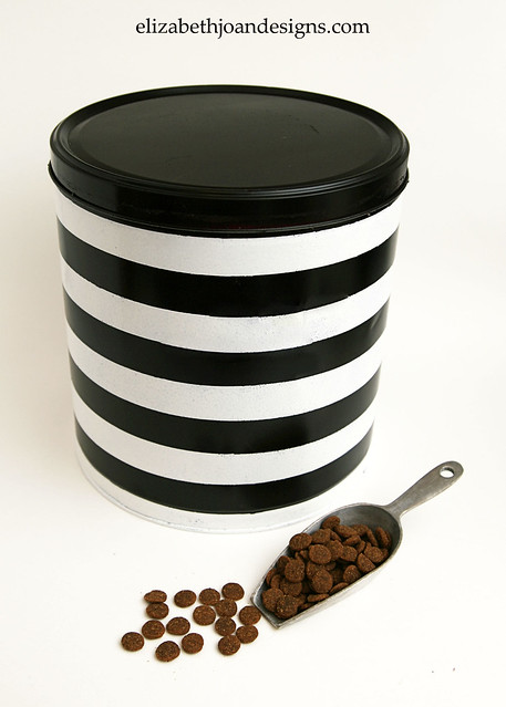 Pet Food Canister 1
